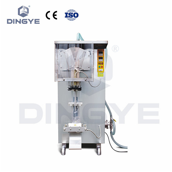 Automatic Double-tube Liquid Packer
