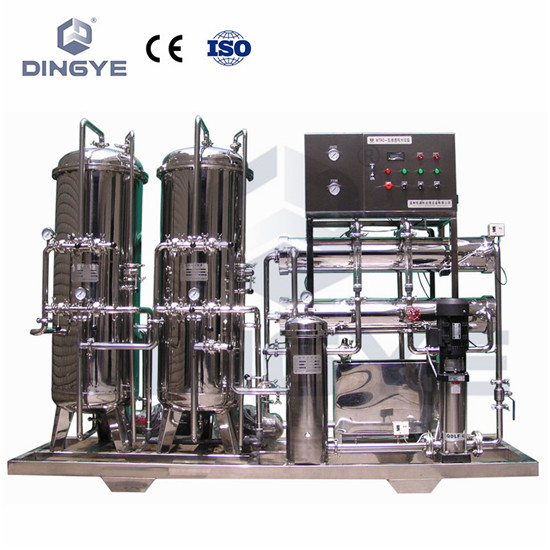 All-in-one reverse osmosis pure water machine