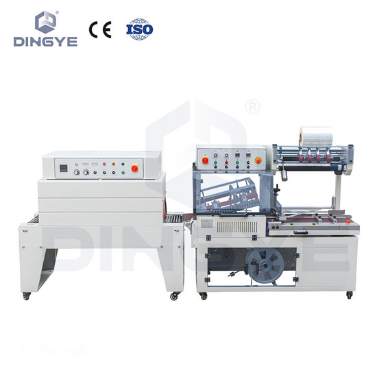Automatic L-type sealer  BS-D4520 shrink packaging machine