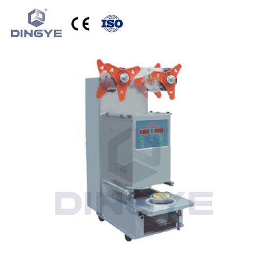 QZD95 Automatic cup sealing machine