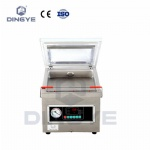 Table type vacuum packaging machine