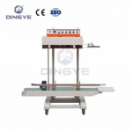 Automatic vertical film sealing machine